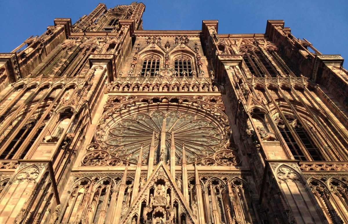 cathedrale strasbourg 2