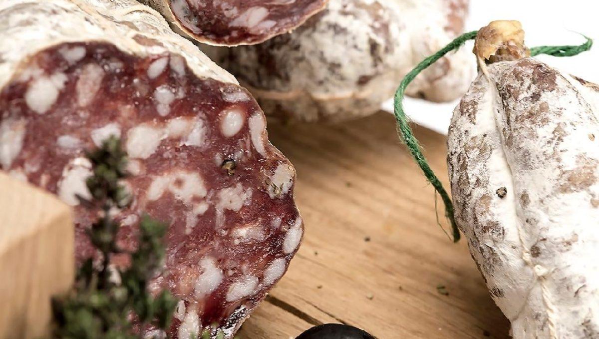 saucisson truffe goettelmann